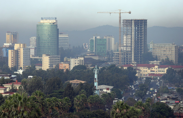 Ethiopia's Capital of Addis Ababa