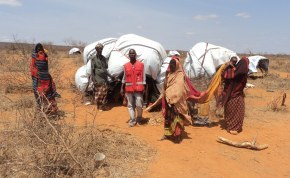 Kenya Red Cross responding after Moyale clashes