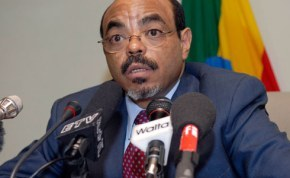 The Late PM Meles Zenawi