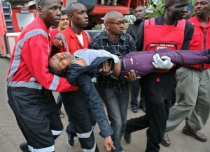Deadly Kenya mall attack