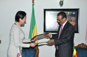 Ethiopia-Poland cooperation agreement