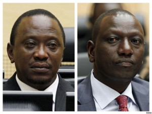 Kenya President and Deputy to Stand trial at ICC