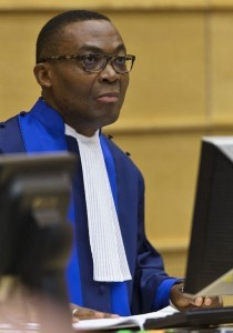 Presiding ICC Judge Chile Eboe-Osuji