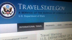 U.S. Travel Advisory on Kenya