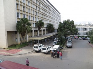 Black Lion Hospital, Addis Ababa