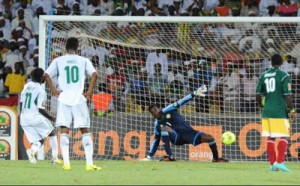 Victor Moses Against Ethiopia