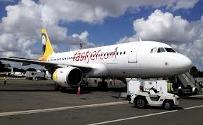 Fastjet Flight to Mbeya