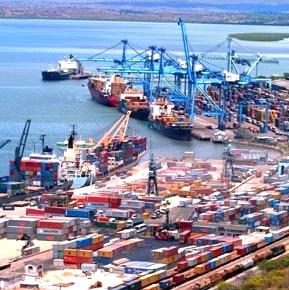 Mombasa Cargo Port