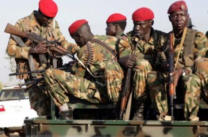 Fighting Erupts in the Capital of South Sudan