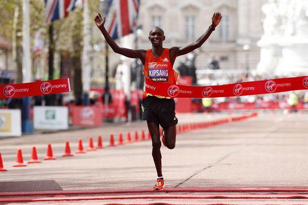 Кенийцы Кипсанг и Киплагат победили на Лондонском марафоне