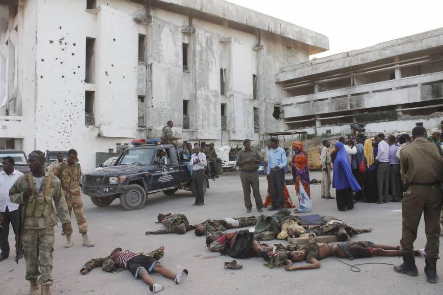 on resolution somalia