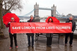 UK libel tourism