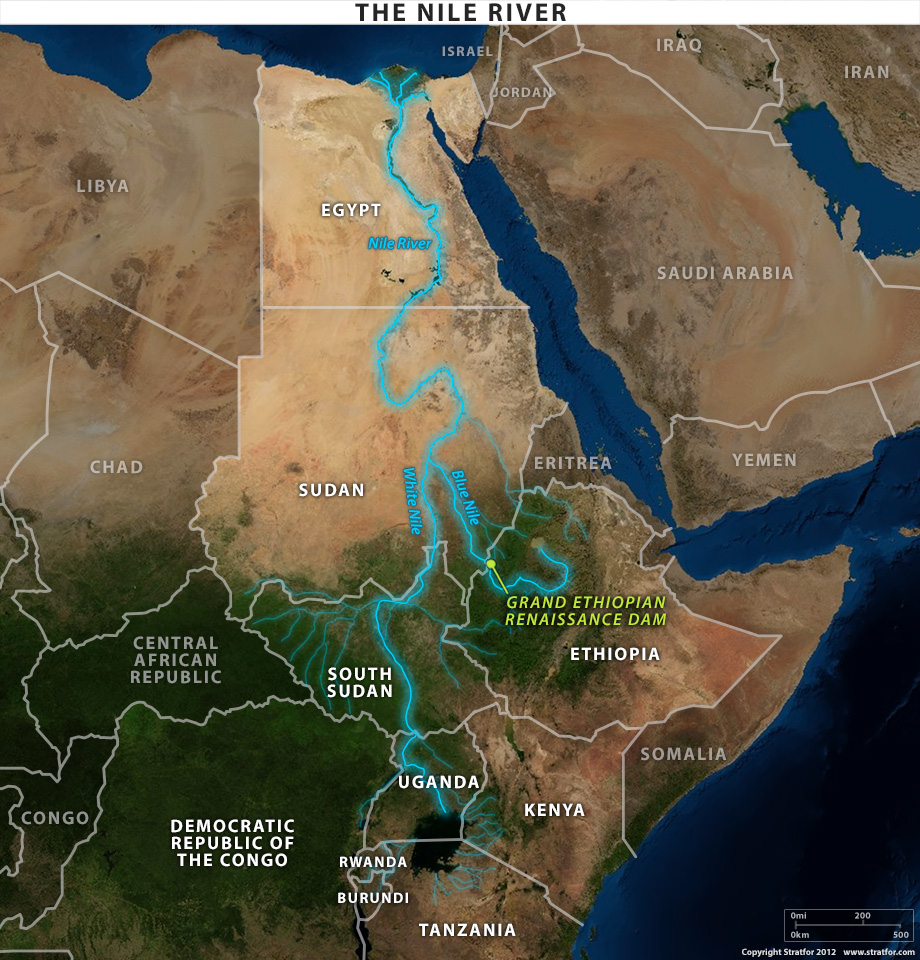 Misplaced Opposition To The Grand Ethiopian Renaissance Dam
