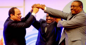 Ethiopia Egypt and Sudan Nile dam March 23 declaration