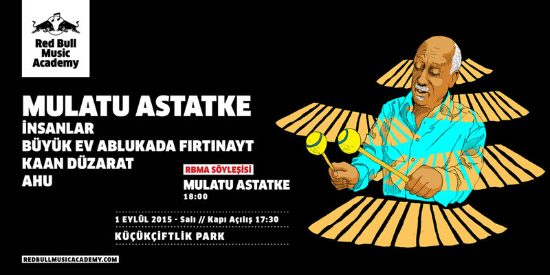Mulatu Astatke to perform in Istanbul