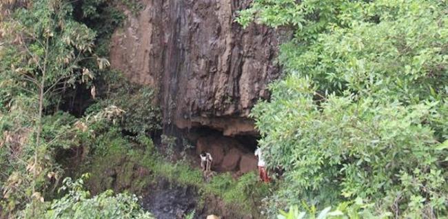 Mota cave Ethiopia