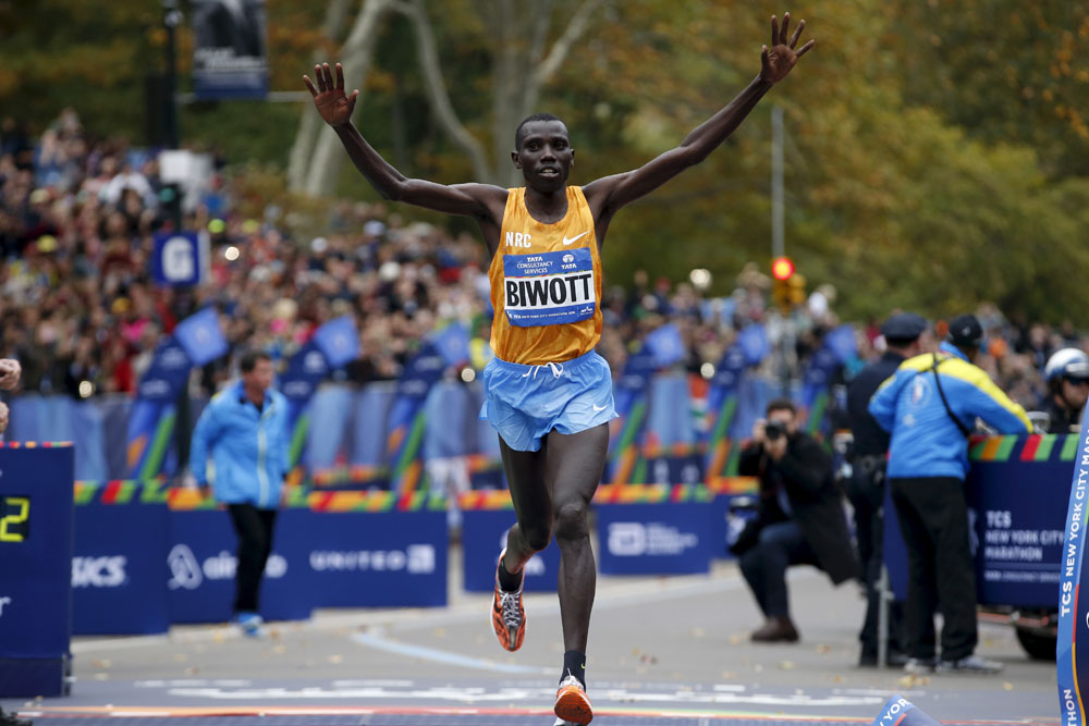 New york marathon 2015 date