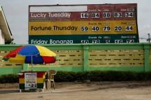 Ethiopian Grand Renaissance Dam Lottery