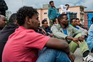 Eritreans Among 60 Migrants Found in Switzerland Aboard Train From Italy