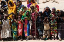 Eritrean, Ethiopian, migrants