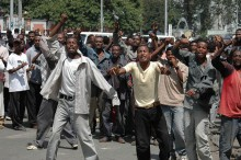 Gondar Violence_U.S Travel Advisory_Ethiopia