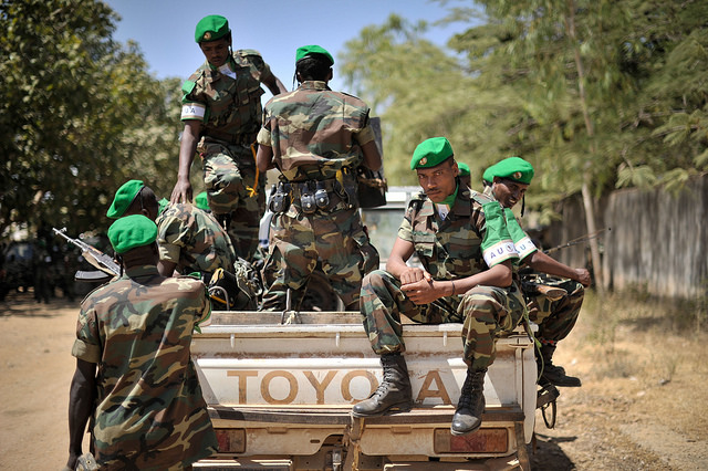 Has Ethiopia Withdrawn its Troops from Somalia Over Amhara and Oromo Anti-Government Protests?