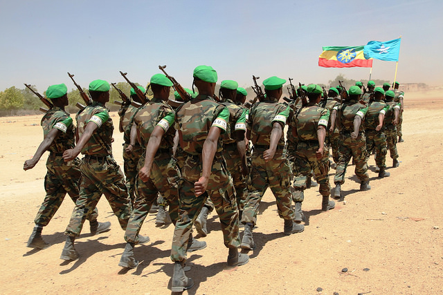 Ethiopia Denies Withdrawing its Troops From Somalia Over Amhara and Oromo Protests