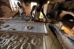 Bakery in Khartoum