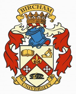 Bircham University logo