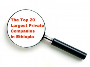 The 20 Largest Private and Share Companies in Ethiopia
