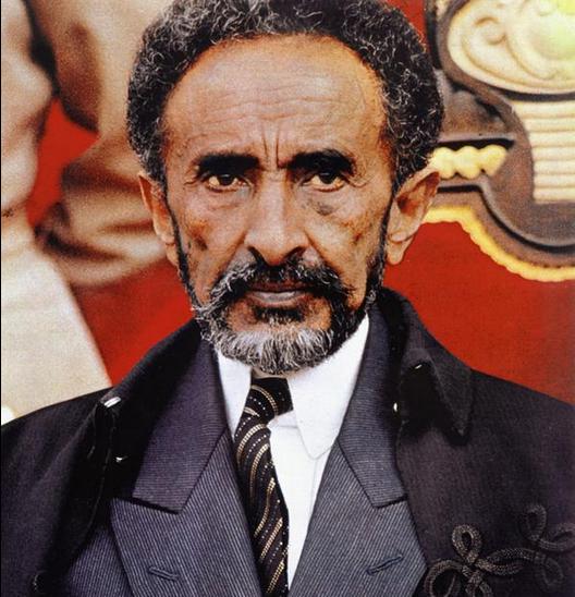 Emperor Haileselassie I of Ethiopia
