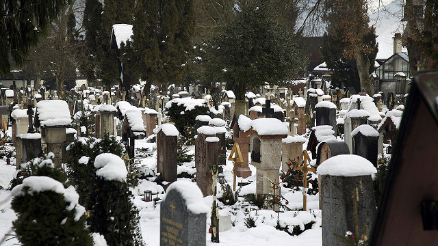 Eritrean Refugee Arrested for Allegedly Raping 79-Year-Old German Woman in Cemetery