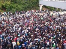 Ethiopian Jews Protest