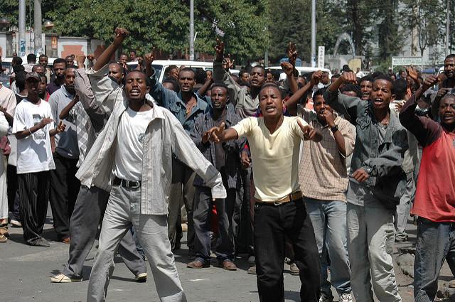 U.S. Temporarily Bans Travel to Ethiopia's Gondar City Amid Violent Ethnic Unrest