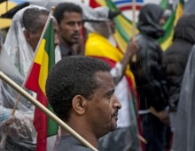 Thousands of Amhara People Protest Against Ethiopian Government's Policies in Gondar