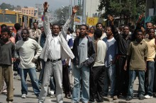 Egypt Denies Funding Groups Responsible for Ethiopia's Violent Anti-Government Protests