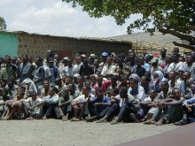 """About 2,000 Ethiopians, who were arrested on suspicion of being part of the recent violent protests in the country, have been released after receiving """"counseling and education."""""""
