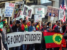Ethiopia has 'Evidence' of Egypt and Eritrea Sponsoring Opposition Groups Responsible for Unrest